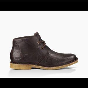Ugg Leighton Chukka Men's Boot 9.5 Brown